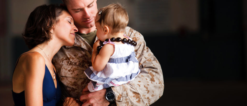 familia militar