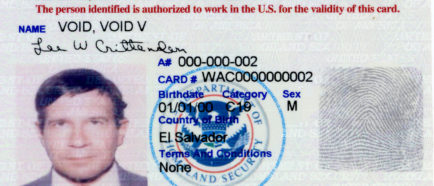 Autorizacion de empleo