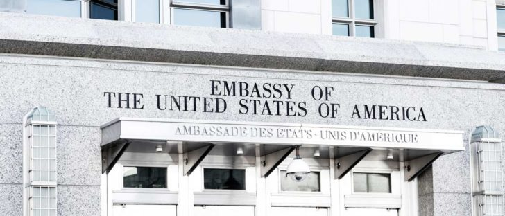 Embajada USA