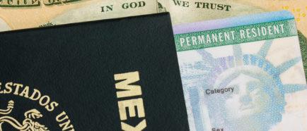 Residente permanente tarjeta