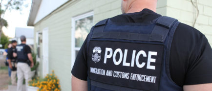 US Immigration and Customs Enforcement (ICE)
