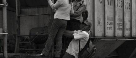 inmigrantes centroamericanos la bestia