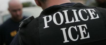 ice policia