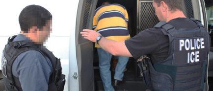 ice deportaciones detenciones