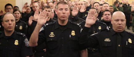 Agentes de CBP