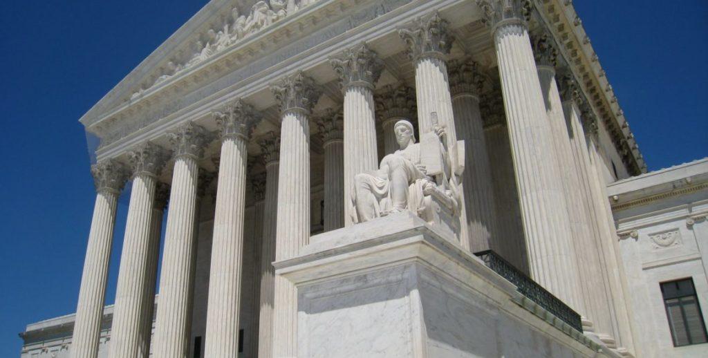 suprema corte de EEUU