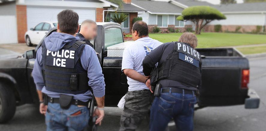 ICE deportaciones