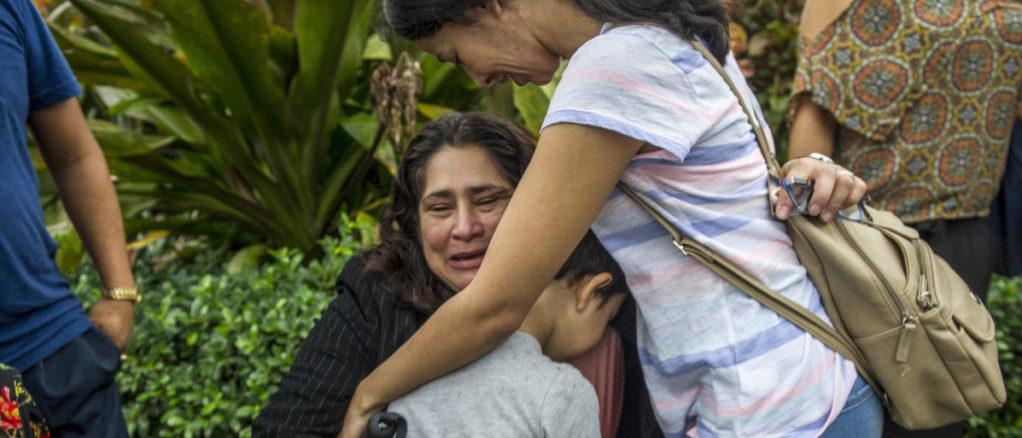 Hondureña inmigrantes Reyna
