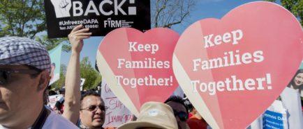 inmigrantes, daca, marchas, protestas, deportaciones