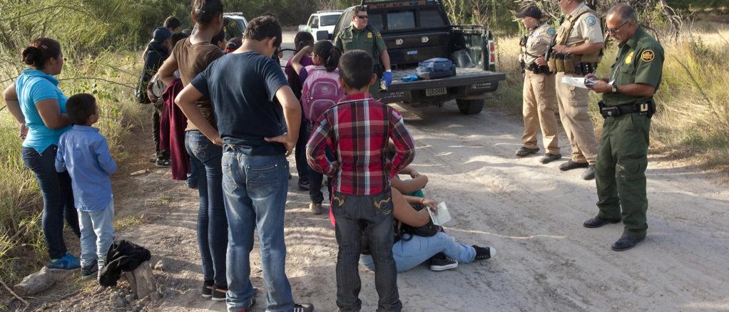 patrulla detenciones