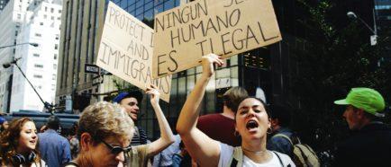 DACA inmigrantes protestas