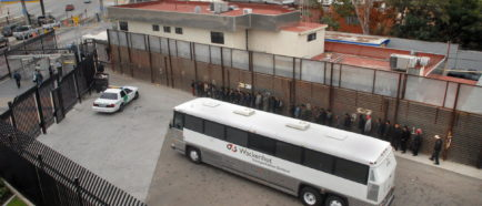DEPORTACIÓN DE INDOCUMENTADOS MEXICANOS EN SAN DIEGO