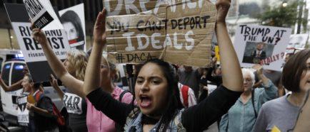 DACA protestas