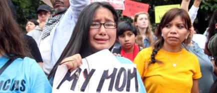inmigrantes protestas deportaciones