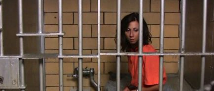 mujer prision