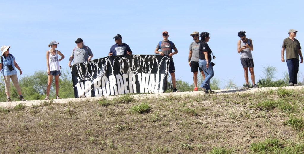 muro texas