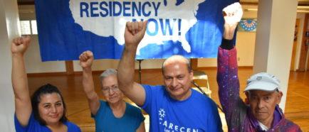 Nicaragua TPS activistas