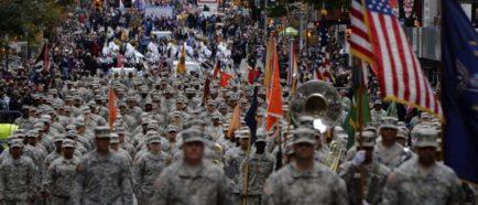 VETERANOS soldados militares USA