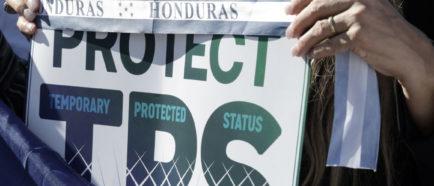 TPS manifestación inmigrantes
