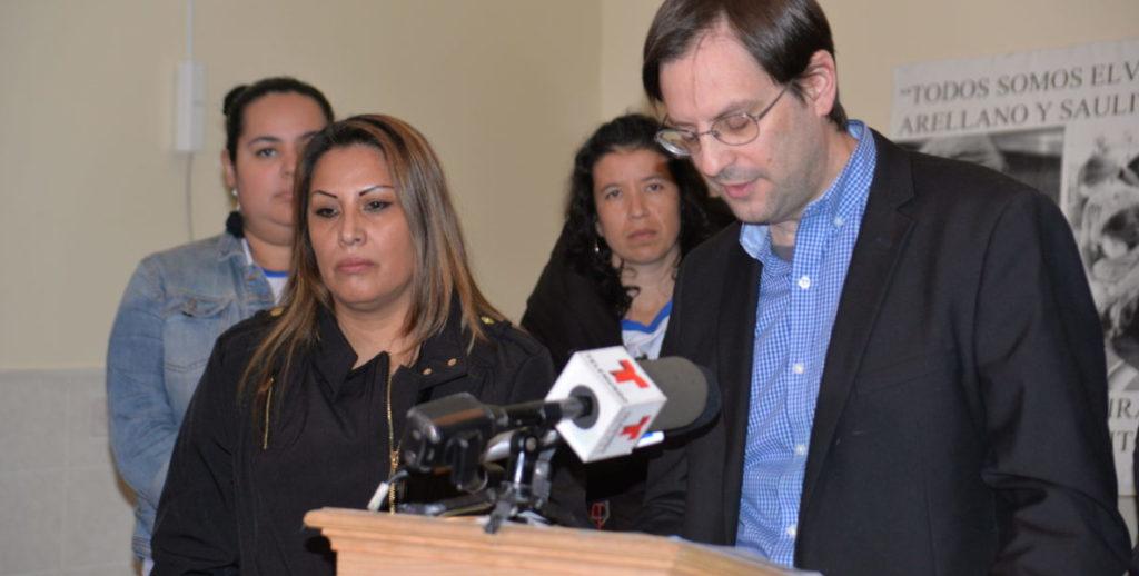 Francisca Lino refugiada Chicago  inmigrantes