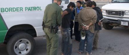inmigrantes deportaciones patrulla