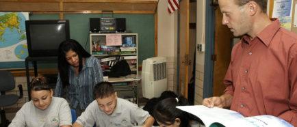 educacion estudiantes hispanos