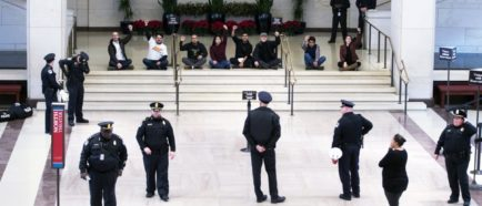 arrestados DACA TPS protesta inmigrantes