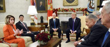Trump y Pence congresistas