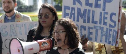 DACA manfestacion protestas inmigrantes