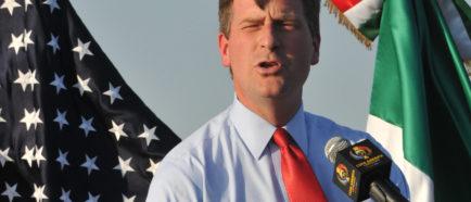 Alcalde de Phoenix Greg Stanton