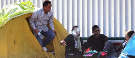 inmigrantes frontera Tijuana cruce