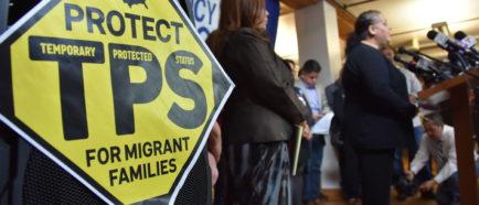 Centroamericanos con TPS darán la batalla para permanecer legales en EE.UU.