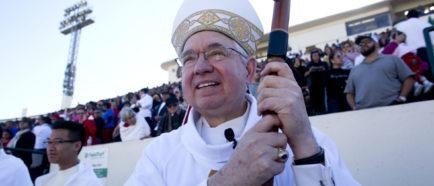Arzobispo de Los Angeles José Gómez