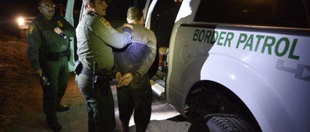 Patrulla Fronteriza CBP
