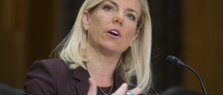 DHS Kirstjen Nielsen
