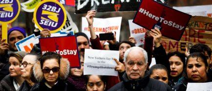 Protesta  DACA