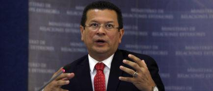 Hugo Martínez canciller El Salvador