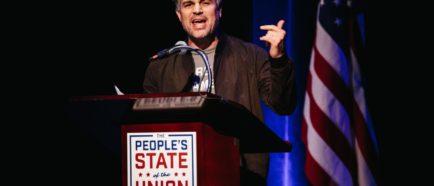 """Celebración del evento """"The People's State of the Union"""" en Nueva York"""