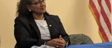 viceministra El Salvador