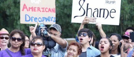 DACA protesta inmigrantes