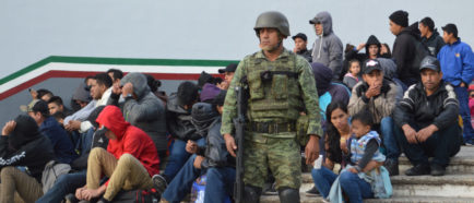 inmigrantes centroamericanos rescate
