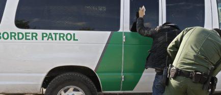 CBP patrulla fronteriza detenciones inmigrantes