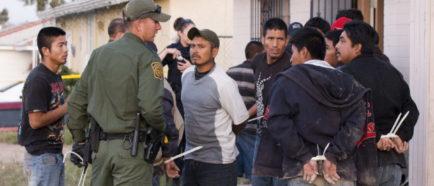 detenidos ice CBP arrestos inmigrantes