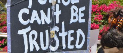 protestas policia