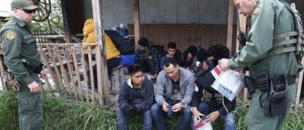 Patrulla Fronteriza Rio GRande CBP detenciones