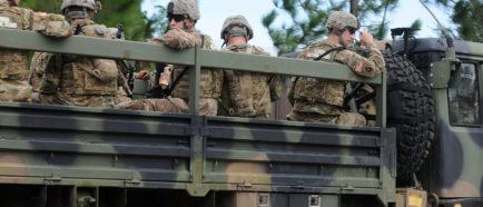 militares guardia nacional soldados EEUU