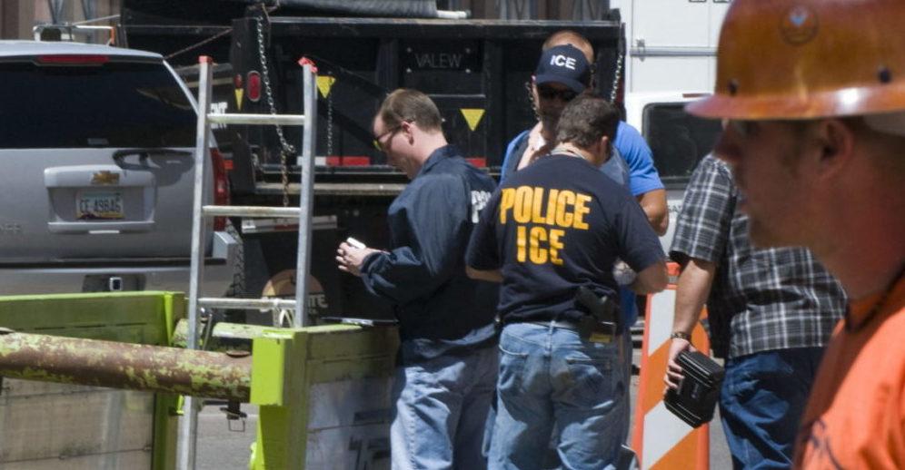 inmigrantes inmigracion detenciones ICE