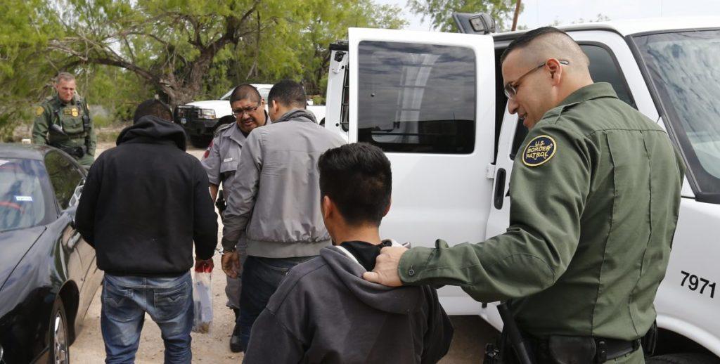Patrulla Fronteriza CBP detenciones arrestos