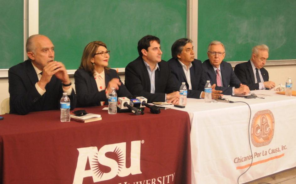 """Representantes de candidatos presidenciales de México se pronuncian contra """"afrentas"""" de Trump"""