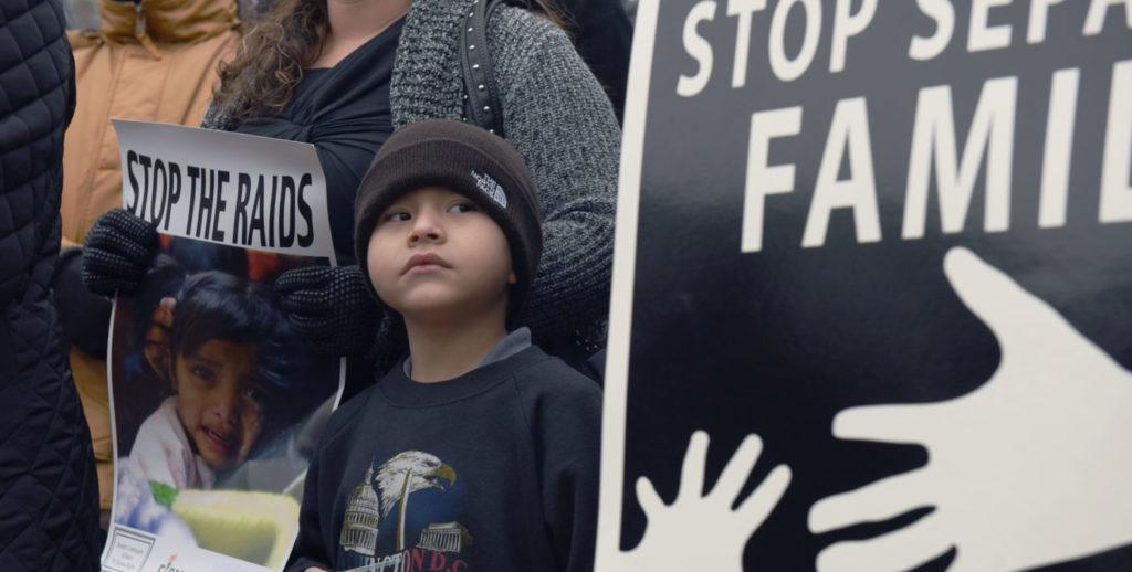 inmigrantes deportaciones familias menores